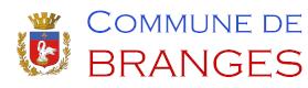 Site officiel de la commune de Branges